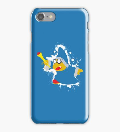 Kamek Splattery Shirt iPhone Case/Skin