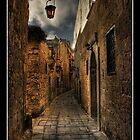 """ST, NICHOLAS STREET MDINA MALTA"" by RayFarrugia"