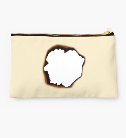 Burnt Hole Studio Pouch