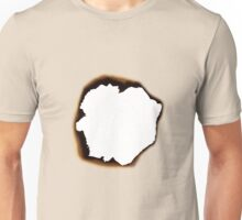 Burnt Hole Unisex T-Shirt