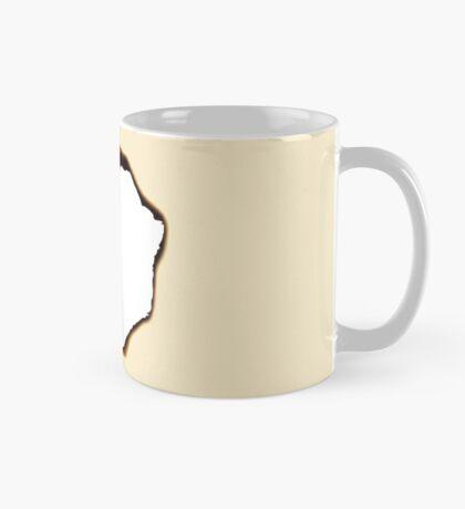 Burnt Hole Mug