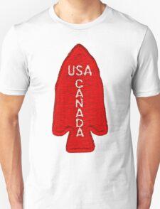 US - Canada Special Forces (Commando) T-Shirt