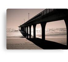 New Brighton Pier Canvas Print