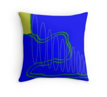this is titled 'the path' Throw Pillow