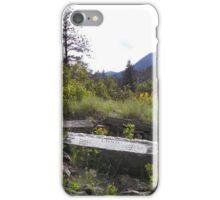 Long Upheaval iPhone Case/Skin