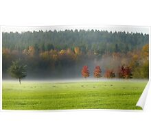 Autumn Meadow 1 Poster