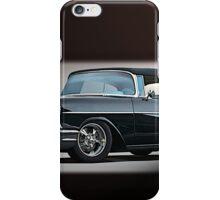 1957 Chevrolet Convertible iPhone Case/Skin