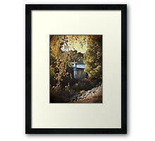 To Get To You Framed Print