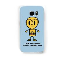 I am the droid your looking for Samsung Galaxy Case/Skin