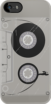 Cassette Series Nr. 2 - Saxophone man by MrMasai