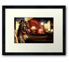 Eye of the Emu 2011 Framed Print