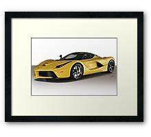 Ferrari F150 LaFerrari VSI Framed Print