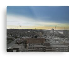 Windsor from Above Metal Print