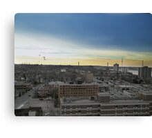 Windsor from Above Canvas Print