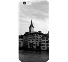 Zurich iPhone Case/Skin