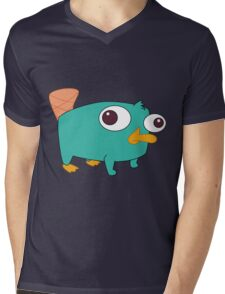 Baby Perry! Mens V-Neck T-Shirt