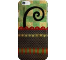 Weird nature swirl iphone case iPhone Case/Skin