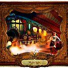 2012 Steampunk Calendar Page 2 by Aimee Stewart