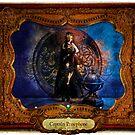 2012 Steampunk Calendar Page 3 by Aimee Stewart