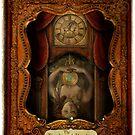 2012 Steampunk Calendar Page 12 by Aimee Stewart