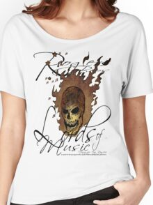 lords of music by rogers bros Women's Relaxed Fit T-Shirt