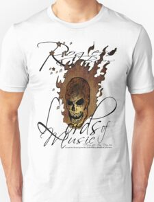 lords of music by rogers bros T-Shirt