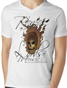 lords of music by rogers bros Mens V-Neck T-Shirt