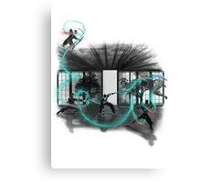 Ninja Assassin Canvas Print