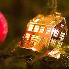 Christmas Decor I by Adam Lack