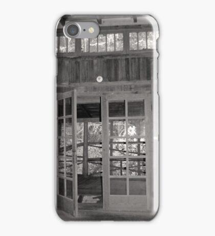 Double Doors iPhone Case/Skin