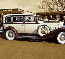 Packard in colour?3 by Dean Wiles