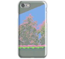 Trees and Sky iPhone Case/Skin
