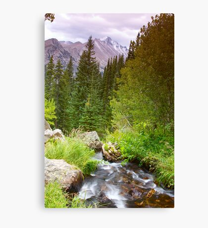 Rocky Mountain National Park 02 Canvas Print