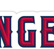 Los Angeles Angels of Anaheim Sticker