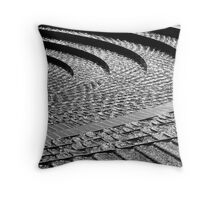 Geometry in Motion Throw Pillow