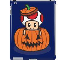Halloween Toad iPad Case/Skin
