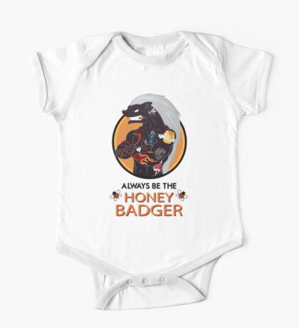 Honey Badger (2/3) One Piece - Short Sleeve