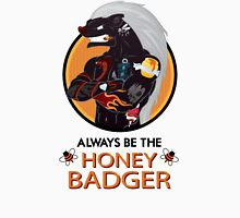Honey Badger (2/3) Unisex T-Shirt