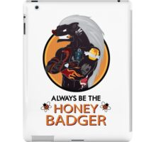 Honey Badger (2/3) iPad Case/Skin