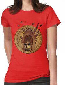lords of music great seal by rogers bros Womens Fitted T-Shirt
