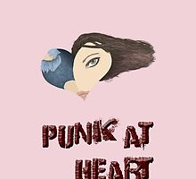 Punk At Heart Pink by Brinjen