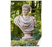 Roman emperor Caligula. Poster
