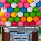 gumball machine by David Chesluk