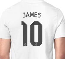 james rodriguez Unisex T-Shirt