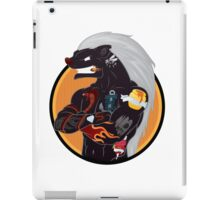 Honey Badger (1/3) iPad Case/Skin