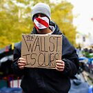 Occupy Wall Street by Jessica Liatys