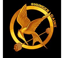 #HungerGainz Photographic Print