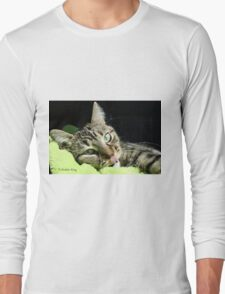 Tiny Tongue Long Sleeve T-Shirt