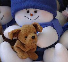 Christmas Cuteness by vigor