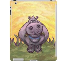 Animal Parade Hippopotamus iPad Case/Skin